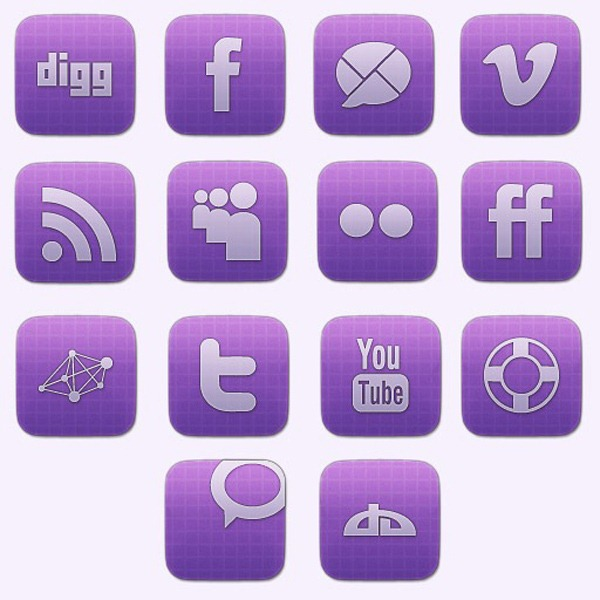 Vibrant-Sophisticated-Social-Media-Icon-Set