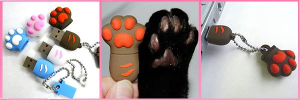 Cat Paw USB