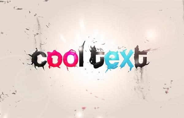 Create a Cool Text Effect