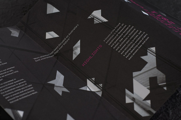 Creative Black Brochure
