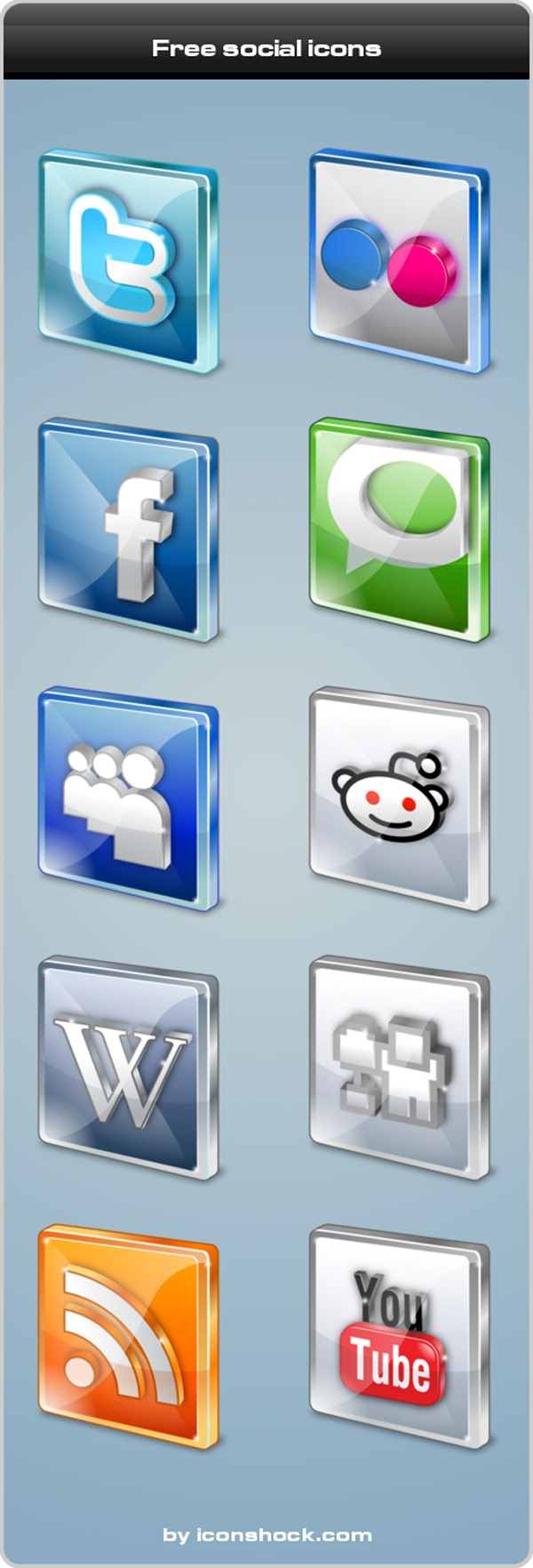 crystal-social-icons