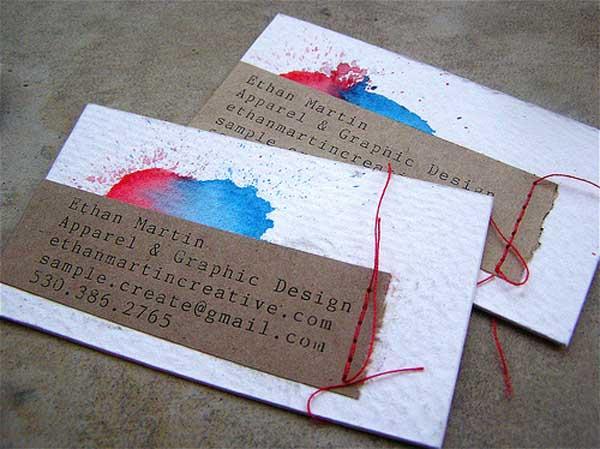 Ethan Martin Business Card
