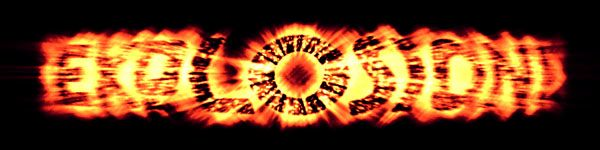 Create an Explosive Text Effect Using Photoshop