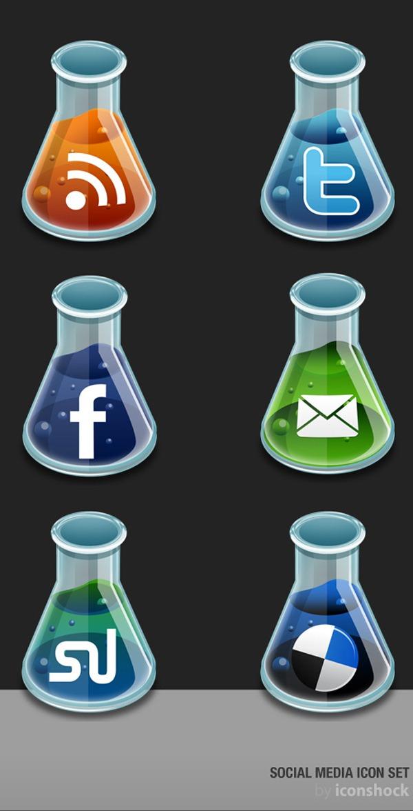 lab-style-icon-set