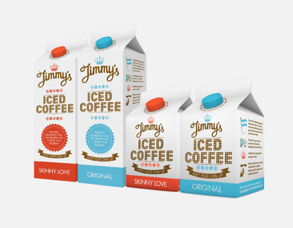 Jimmy iced Coffee