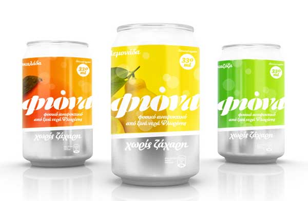 Fiona Natural Soda