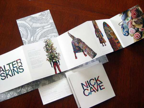 Nick Cave Brochure 2