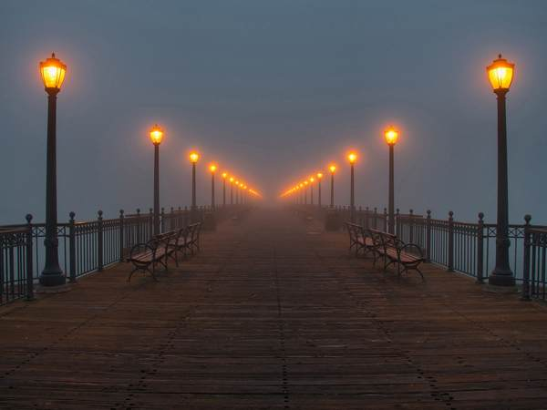 Pier to Nowhere