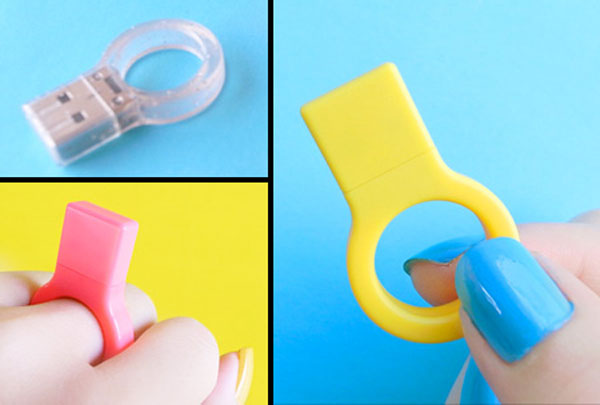 Ring USB
