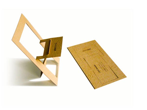 Sheet Seat Business card by Emily Berry