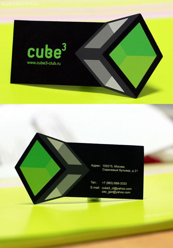 Silk Screen Printed Cards