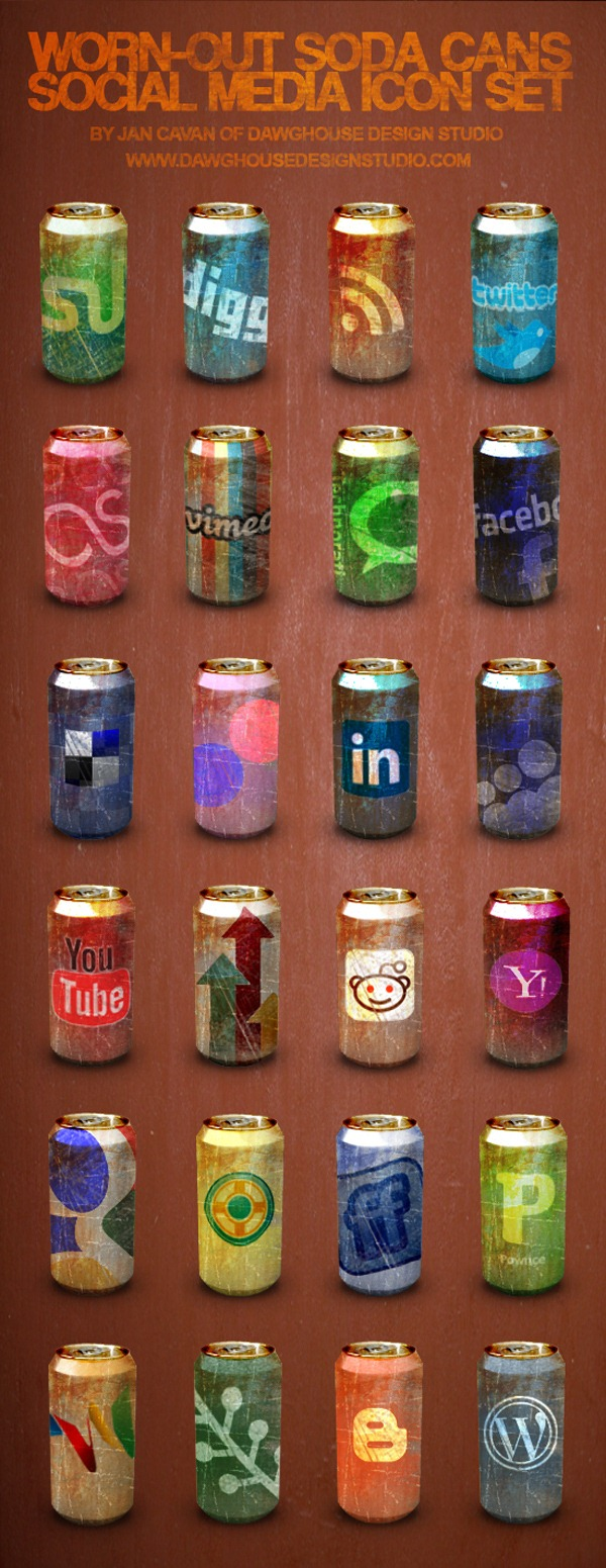 soda-cans-social-media-icons-preview