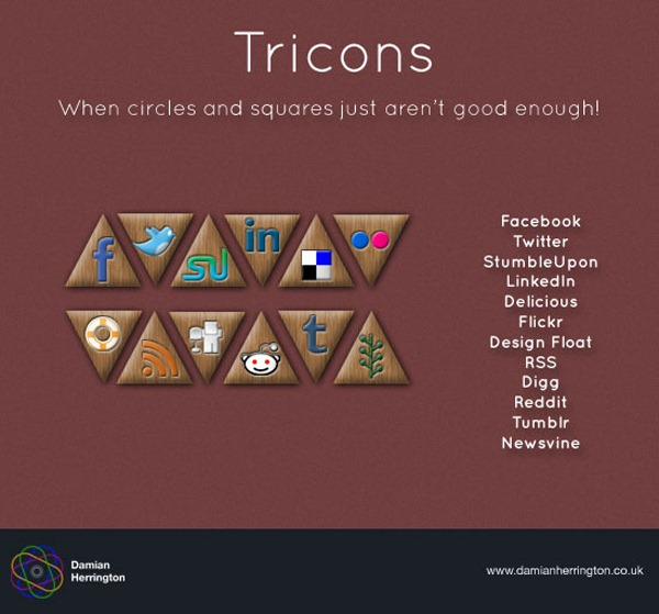 tricons