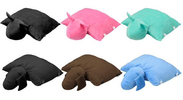 Animal Cushion USB