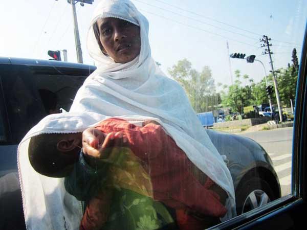Face of Poverty by Rabiya Ashraf
