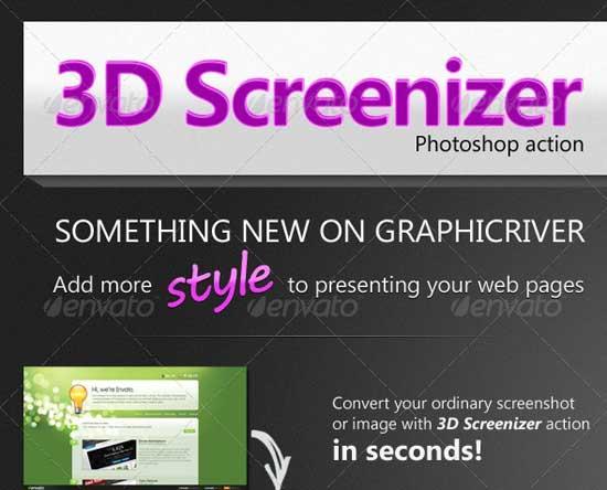 3D Screenizer