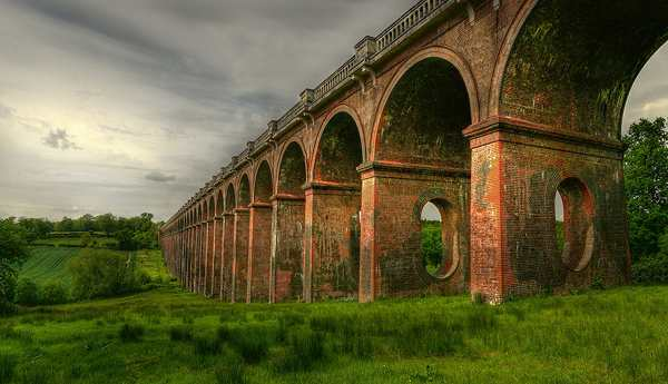 Balcombe Viaduct by Wreck Photography