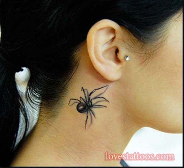 25 Amazing Ear Tattoo Designs