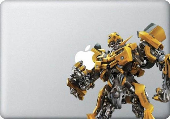 Bumblebee MacBook Decal Sticker