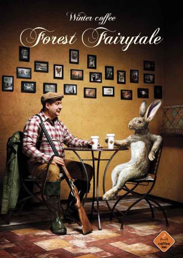 Coffee Inn - Forest Fairytale