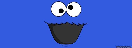 Crazy Cookie Monster