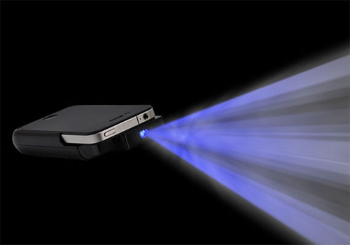 Monolith Projector iPhone Case<