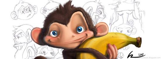 Cute Monkey