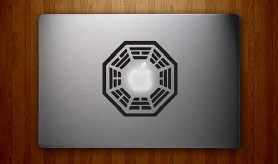 Dharma Initiative MacBook Decal Sticker