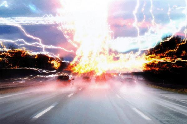 End of the World Photo Manipulation