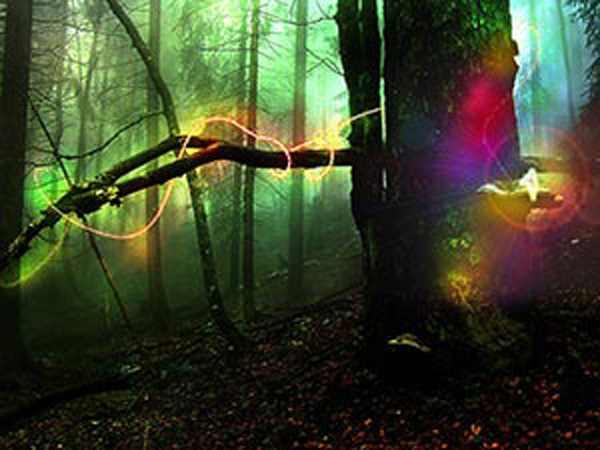 Create Fairy Flame Lightning