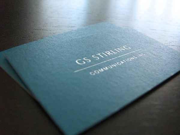 GS Stirling Communications Inc.