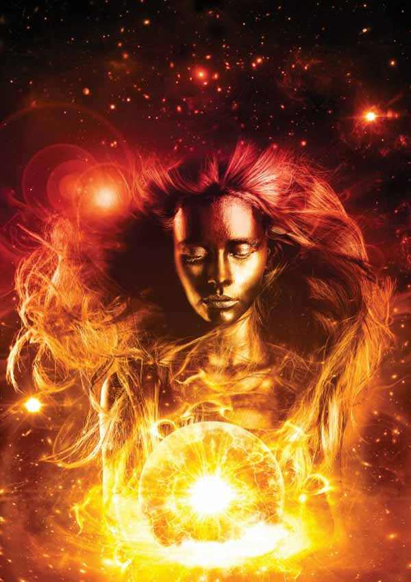 Give a Portrait a Cosmic Makeover On Photoshop