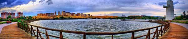 Goksu Panorama by Buzadam