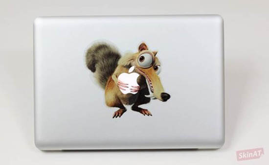 Ice Age MacBook Decal Sticker