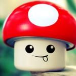 Mushroom Smiley