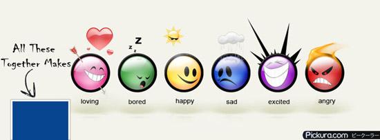 My Moods 50 Adet Facebook Kapak Resmi