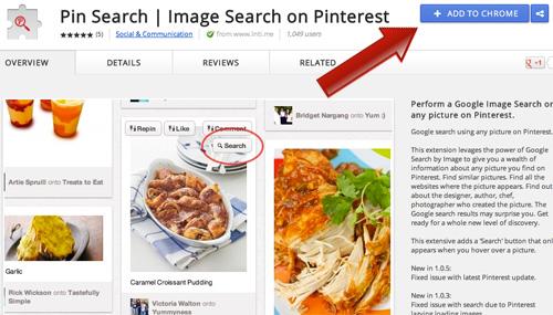 Pin Search