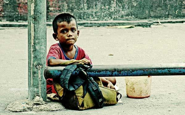 Poverty by Bencor
