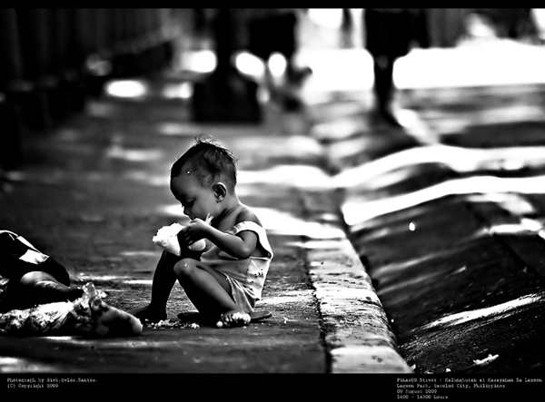 Poverty by Myempty Bliss