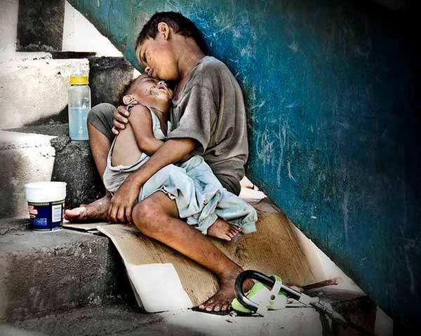 Street Childeren of Philipenes by Mio Cade