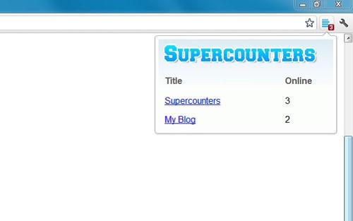 Supercounters