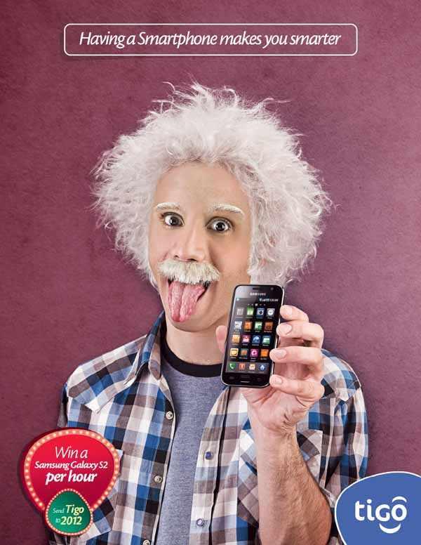 Tigo -Smartphone, 1