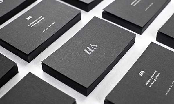 US-Paris Business Card