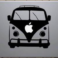 VW Camper Van MacBook Decal Sticker