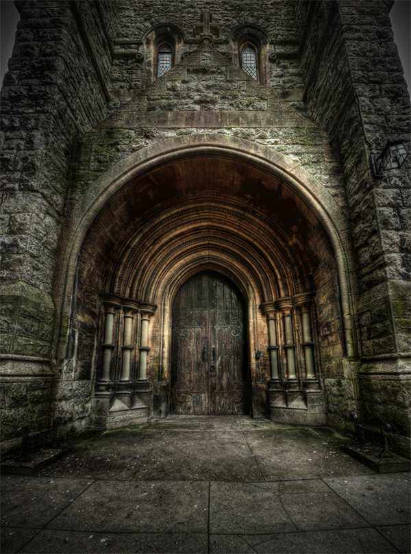 Ye olde Door by Wreck Photography
