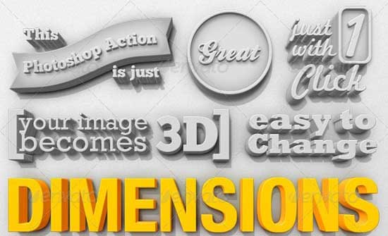 dimensions-3d-generator-action