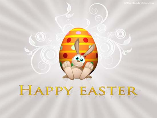 Beautiful Easter Wallpapers 2012