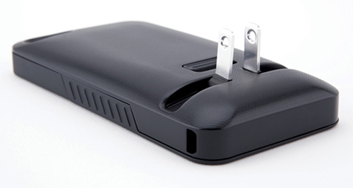 JuiceTank Charger and Cover in One