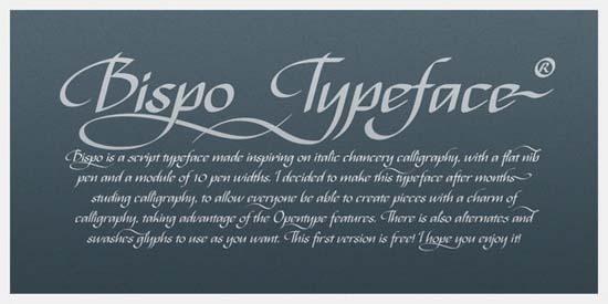10-Bispo-Free-font