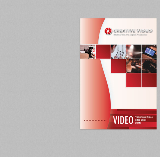 30 fresh examples of brochure design